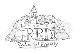 Redwall Abbey drawing